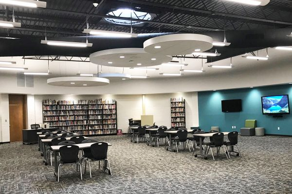 Southern Wells Library